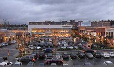University Village Shopping Center Shopping - Your Destination Guide to Seattle Shopping Center, Shopping Mall, Seattle Sights, Good Times, Washington, University, United States, Urban Design, Architecture