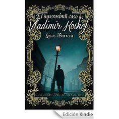La Calavera Podcast: Recomendación Literaria: El inverosímil caso de Vladimir Koskof