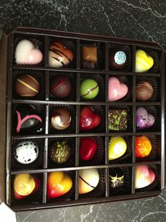 BEST CHOCOLATES EVER!!!! Mmmm, Norman Love Chocolates Fort Myers/Naples, FL Not just beautiful and artistic but DELICIOUS!