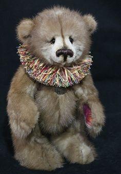 Lori Simon Charlie Bears, Teddy Bears, Little Girls, Plush, Animals, Character, Craft Ideas, Dolls, Google Search