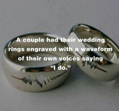 Engraved Wedding Rings Quotes