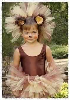 Mejores 337 Imagenes De Halloween Tutus En Pinterest En 2018 - Disfraz-casero-de-leon