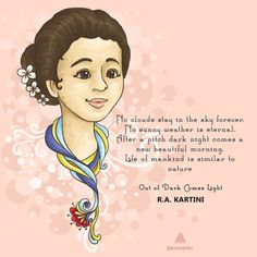 Happy KARTINI'S DAY to all great women in INDONESIA