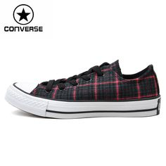 (77.99$)  Watch more here - http://aibae.worlditems.win/all/product.php?id=32255779583 - Original Converse Unisex Skateboarding Shoes Canvas Sneakers