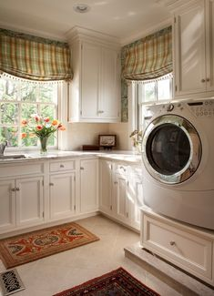 Laundry Room  classic comfort - traditional - laundry room - philadelphia - Diane Burgoyne Interiors