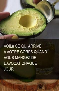 Voilà ce qui arrive à votre corps quand vous mangez de l'avocat chaque jour #Avocat #Chaquejour #Mange #Corps #Votrecorps #Arrive Le Psoriasis, Nutrition, Health And Beauty, Avocado, Fruit, Food, Feng Shui, Gardens, Gluten Free Recipes
