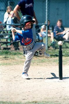 kids playing t-ball | Batter Up! Eight Things to Consider when Your Child Plays Youth Sports ...