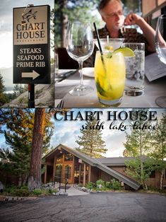 Chart House, South Lake Tahoe - I have been here - Great food!