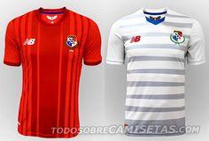 Camisetas New Balance de Panamá 2015 | Todo Sobre Camisetas