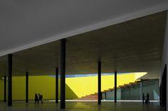 Escola Superior de Música | João Luís Carrilho da Graça | Lisboa | © Fernando Guerra