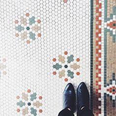 10 Super Hexy Floor Patterns | Fireclay Tile
