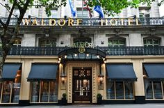 Afternoon Tea Review: The Waldorf, London