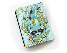 Hobonichi Cover A6. A6 Notebook cover. Reusable Journal cover. Book jacket. Book sleeve