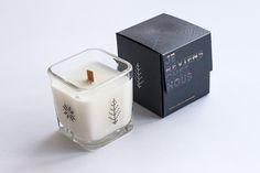 X-Mas candles on Behance