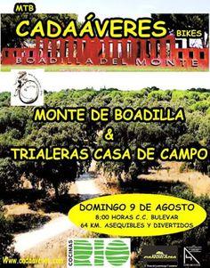 Mtb Cadaáveres - Bike : Ruta 9 de agosto.