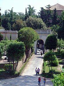 #villa celimontana