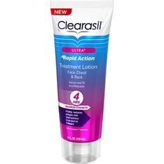 This classic Clearasil treatment will save you from at least five pimple touch ups - visibly reduces pimple size in 4 hours.