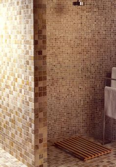 absolutely gorgeous bathroom wall tile! so spa-ish for the master bath