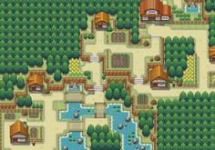 Nintendo slaps fan game creation tool 'Pokemon Essentials' with DMCA takedown 2d Rpg, Pokemon Conquest, Top Down Game, Pokemon Regions, Cool Pixel Art, Pixel Art Games, Rpg Maker, Fantasy Map, Fantasy