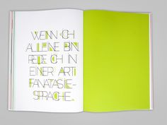 Britta Siegmund // Grafik Design, Typografie, Logo Design, Editorial Design // Berlin