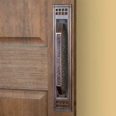 Mission Door Pull - Barn Door and Gate Hardware - Hardware