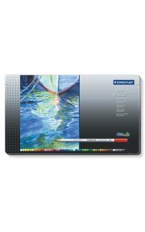 STAEDTLER karat akvarel farveblyanter 48 stk., metalæske | kr. 299,00