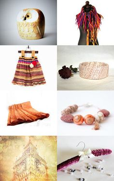 Golden Orange by Linda Karen on Etsy--Pinned with TreasuryPin.com