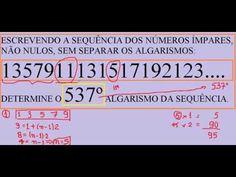 RLM Raciocínio Lógico Matemático para Concurso Público https://youtu.be/PaYEhHJ4Le8 Aula com Professor