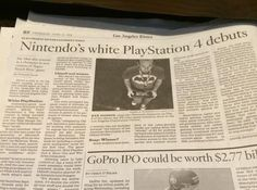 LA Times breaks Nintendo's surprising E3 announcement