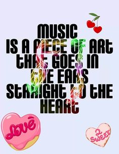 #Music Soothes The Soul..
