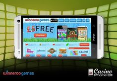 Sign up today at Winneroo Casino! Deposit £10 and play with £30 plus get a free dairy milk chocolate bar today only at Winneroo Casino! Find more about us now at: http://www.strictlyslots.eu/winneroo-games-mobile-casino/