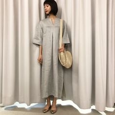 BIOTOP – ビオトープ – Duster Coat, Normcore, Instagram, Tops, Jackets, Dresses, Style, Fashion, Down Jackets