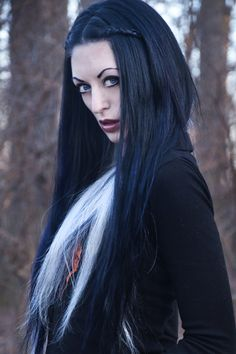 Gothic girl.