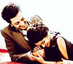 Happy couple. #Ritesh #Genelia #Bollywood
