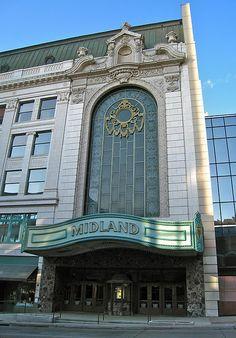 Midland Theater, KCMO