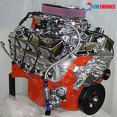 #SWEngines Chevy Engines
