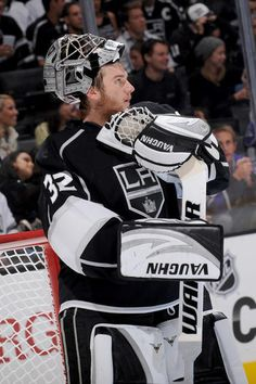 Los Angeles Kings G #32 Jonathan Quick