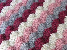 Crochet Baby Blanket Baby Blanket Crochet Baby Girl Blanket