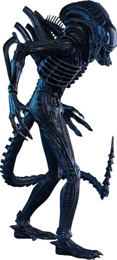 Alien Warrior Sixth-Scale Figure