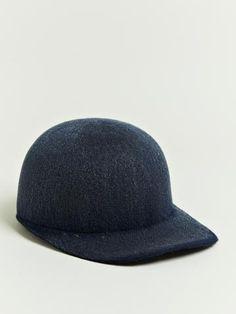 Lanvin Men's Resin Melusine Cap