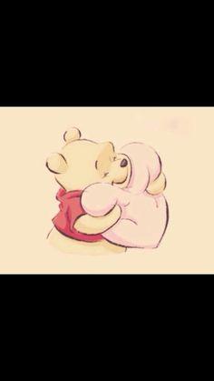 Winnie the Pooh Winnie The Pooh Tattoos, Winnie The Pooh Drawing, Winnie The Pooh Pictures, Cute Winnie The Pooh, Winne The Pooh, Winnie The Pooh Quotes, Winnie The Pooh Friends, Cute Disney Drawings, Cute Cartoon Drawings