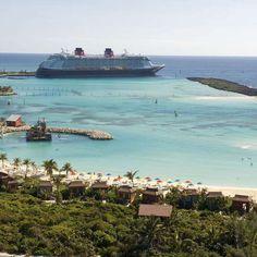 Cruzeiro 'tudo incluso' da Disney vai a Bahamas por R$ 2.290