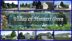 Villas of Hunters Green patio home community of Mason Ohio 45040. Pool community, mix of patio homes and attached ranch condos. Click through for more information and to search for Villas of Hunters Green patio homes for sale.