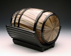 morgan contemporary glass gallery - Images for Nadine Saylor - Large Barrel