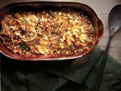 Turnip Gratin With Almonds recipe via #FNMag for #FNThanksgiving