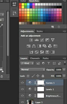 Photoshop CS6 features