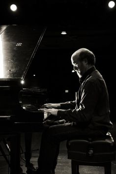 George Winston. Such beautiful piano...he's been my biggest inspiration through my entire life on playing the piano.