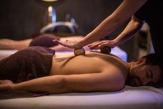 Signature Treatment mit Schafwollbällen Wellness, Sumo, Wrestling, Sports, Sport