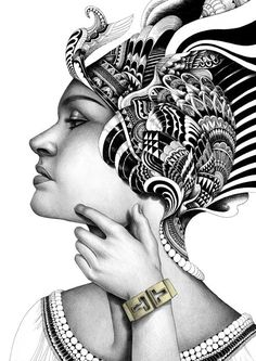 pencil and ink illustrations2