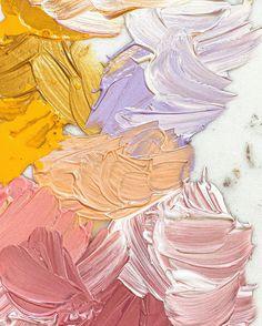 Het begint altijd hiermee. Een palet in de mooiste kleuren. Palet, Creative Art, Artwork, Painting, Instagram, Kunst, Work Of Art, Auguste Rodin Artwork, Painting Art